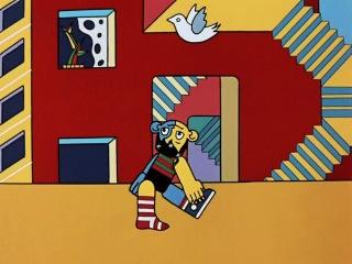 Веселая карусель №1 (Мозаика. Антошка. Рассеяный Джовани. Ну, погоди)